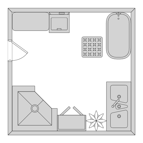 floor plan solution � design professionallooking floor plans