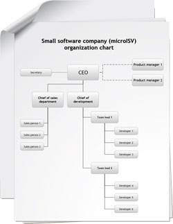 Organizational Chart Solution Create Professional Org Charts